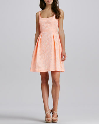 Shoshanna Svetlana Sleeveless Dress