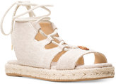 MICHAEL Michael Kors McKenna Lace-Up Espadrille Sandals