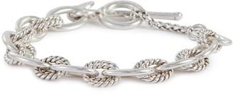 Philippe Audibert 'Kara' cable motif chain bracelet
