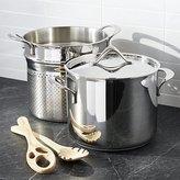 Crate & Barrel Lagostina Heritage Pasta Pot