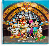 Disney Mickey Mouse and Friends Autograph Book - Aulani, A Resort & Spa
