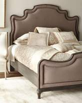 Hooker Furniture Palmeiro Upholstered Queen Bed