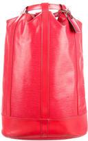 Louis Vuitton Epi Randonnee Backpack GM