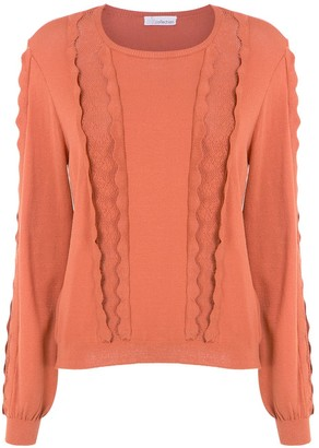 Nk Knitted Top