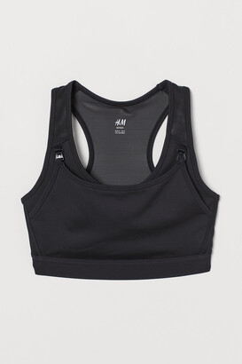 H&M MAMA Nursing Sports Bra