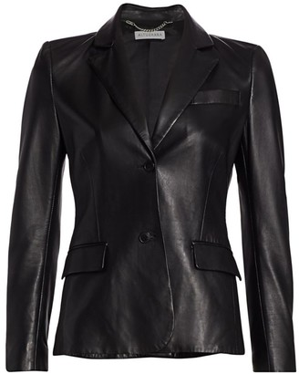 Altuzarra Egan Leather Jacket