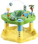 Exersaucer Bounce and Learn Zoo Friends, Green/Yellow/Blue