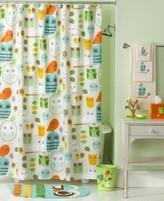 Creative Bath Accessories, Give a Hoot Shower Curtain