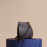 Burberry The Small Bridle in Studded Leather