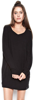 Michael Lauren Titus Pullover in Black
