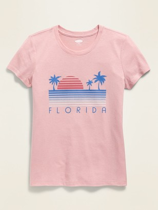 Old Navy Florida Graphic Tee for Girls