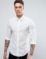 Diesel S-blanca Slim Fit Pattern Shirt