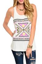 Nella Fantasia Kate Tank Top