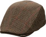 Ben Sherman Men's Wool Flat Cap