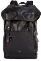 Givenchy Rider Leather Backpack, Black