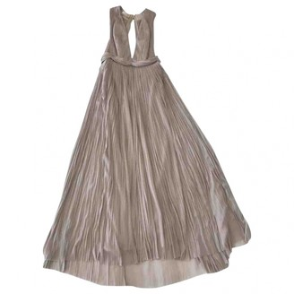 Maria Lucia Hohan Pink Silk Dresses