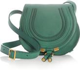The Marcie mini leather shoulder bag