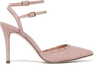 Forever New Sydney Strappy Pointed Heels - Blush - 37
