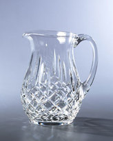 "Waterford Crystal ""Lismore"" Crystal Pitcher"
