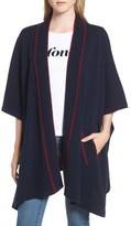 Draper James Women's Cora Cape Cardigan