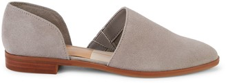Dolce Vita Camry Suede d'Orsay Flats