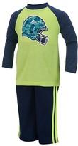 adidas Boys' Football Tee & Pants Set - Sizes 2T-3T