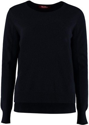 Max Mara Sergio Wool And Cashmere Pullover