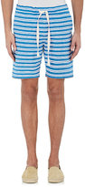 Lemlem Men's Striped Gauze Shorts