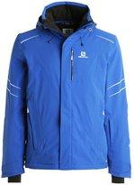 Salomon Icestorm Ski Jacket Blue Yonder