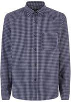 A.p.c. Plaid Shirt