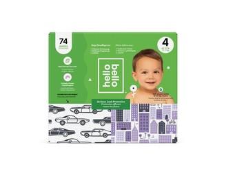 hello bello Club Diaper - Cars / City - Size 4