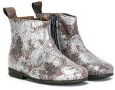 Pépé flower print boots