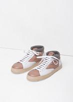 Jil Sander High-Top Sneakers