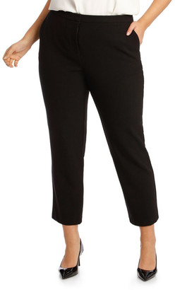 Regatta Black Straight Leg Textured Pant