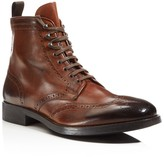 To Boot Brennan Wingtip Boots