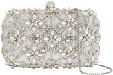 Accessorize Veronique Bridal Hardcase Clutch Bag