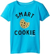 Life is Good Elemental Smart Cookie CrusherTM Tee (Toddler)