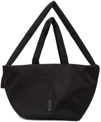 Côte and Ciel Black Amu Sleek Tote Bag