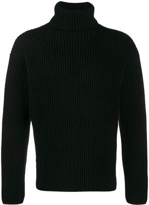 Tom Ford ribbed turtleneck jumper