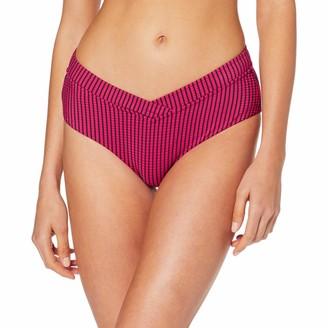 Seafolly Women's Retro V Front Bikini Bottom Swimsuit