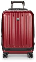 "Delsey 19"" Expandable Hard-Shell Spinner Carry-On"