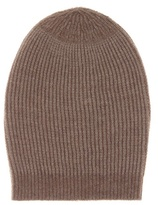 Rick Owens Cashmere And Wool-blend Beanie