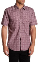 James Campbell Virgo Regular Fit Woven Shirt