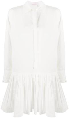 See by Chloe Drop-Waist Shirtdress
