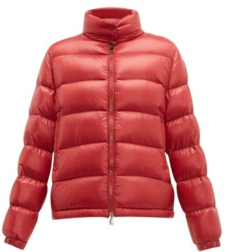Moncler Copenhague Quilted Down Jacket - Red