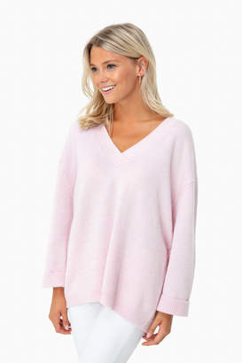 Demy Lee Orchid Pink Fifi Sweater
