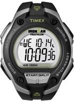 Timex Men's Ironman® Classic 30 Lap Digital Watch - Black T5K412JT