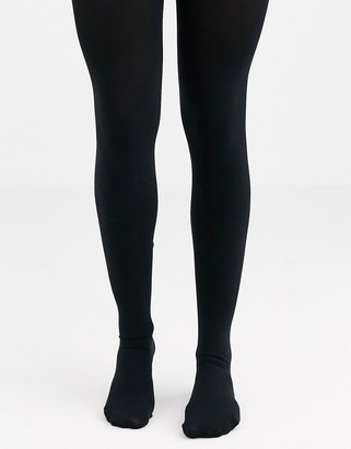 Gipsy Thermal 200 Denier Tights-Black
