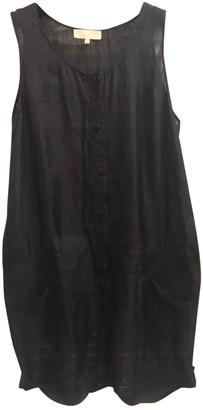 Heimstone Black Silk Jumpsuits