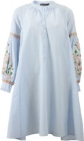 Antik Batik Embroidered Fields Dress